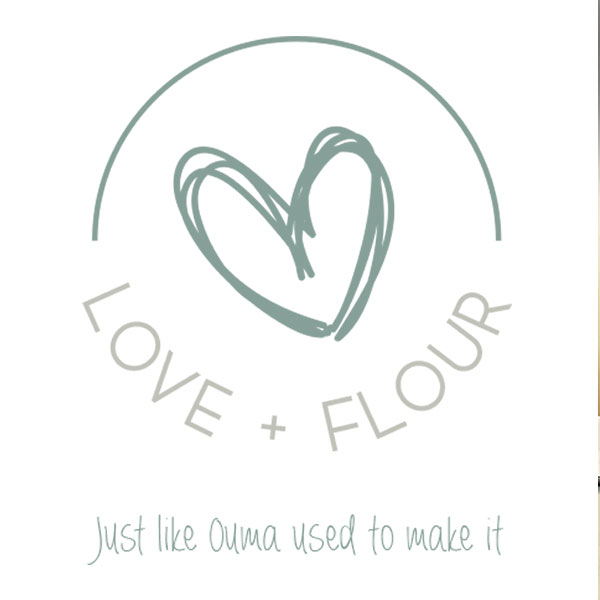 Logo for Love Flour Bakery Recent Projects