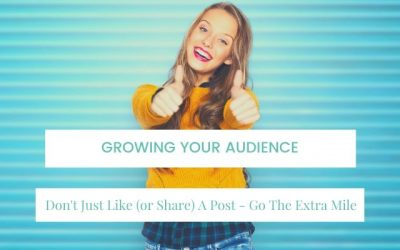 Interacting With Your Audience – The Effort That Will Grow Your Social Network