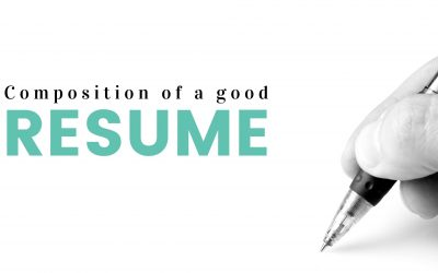 Composition Elements of a Resume